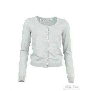 Cream / Cardigan Jasmina Dawn grey