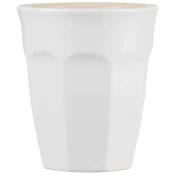 Latte hrnček Mynte Pure White 250ml