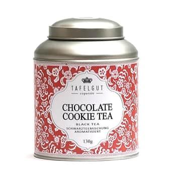 TAFELGUT / Černý čaj s bílou čokoládou Chocolate cookie - 35 gr