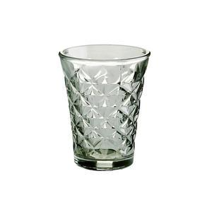 Tine K Home / Svietnik Facet glass Aqua 10 cm