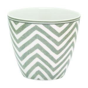 Green Gate / Latte cup Ziggy warm grey