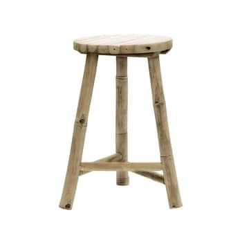Bambusová stolička Vietnam - střední