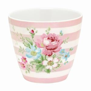 Green Gate / Latte cup Marie pale pink