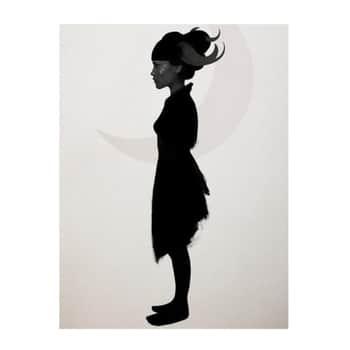 Grafický plakát Grace 50x70 cm
