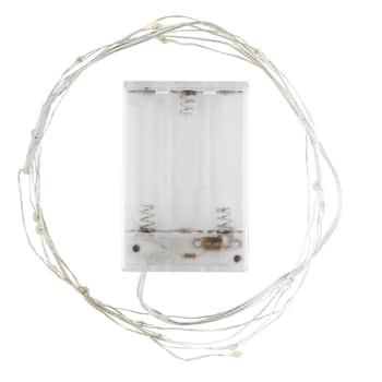 Světelný LED drátek s20ti žárovkami