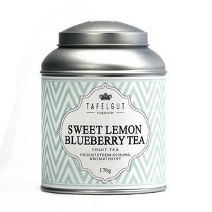 TAFELGUT / Ovocný čaj Sweet lemon blueberry tea - 170gr