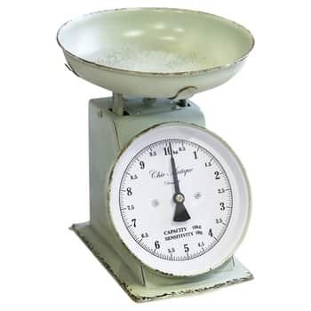 Kuchynská váha Antique Mint