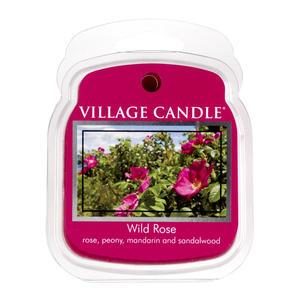 Village Candle / Vosk do aromalampy Wild Rose