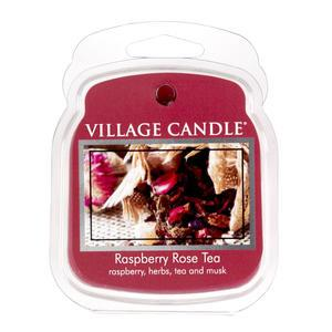 Village Candle / Vosk do aromalampy Raspberry Rose Tea