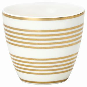 Green Gate / Latte cup Thiana gold