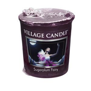 Village Candle / Votivní svíčka Village Candle - Sugarplum Fairy