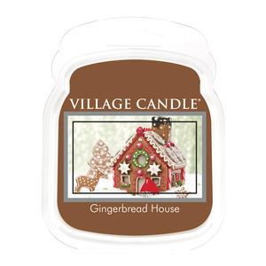 Village Candle / Vosk do aromalampy Gingerbread House