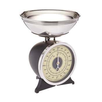 Mechanická kuchyňská váha Black - 2kg