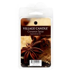 Village Candle / Vosk do aromalampy Cinnamon Spice