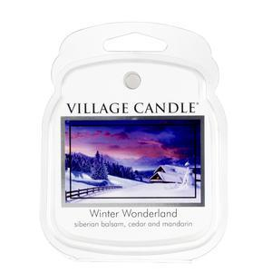 Village Candle / Vosk do aromalampy Winter Wonderland