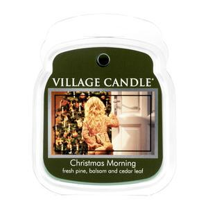 Village Candle / Vosk do aromalampy Christmas Morning