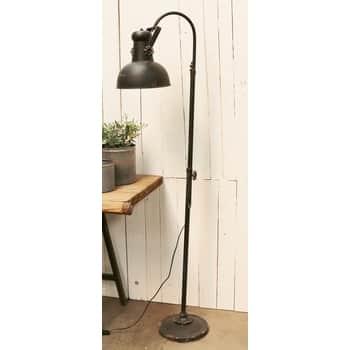 Lampa Factory antique black