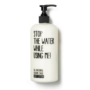 STOP THE WATER WHILE USING ME! / Tělové mléko Sesame Sage 200 ml