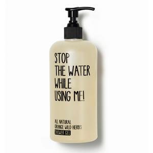 Stop The Water While Using Me / Sprchový gel Orange Wild herbs 500 ml