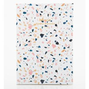 Woouf! / Notes White Terrazzo A5