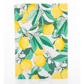Notes Lemon A5