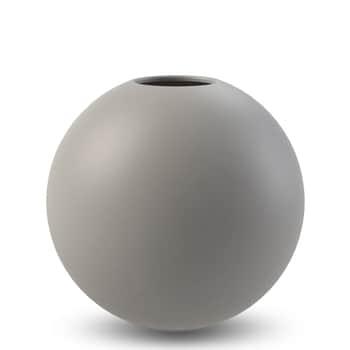Kulatá váza Ball Grey 10 cm