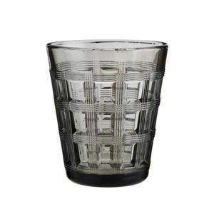 MADAM STOLTZ / Sklenička Smoke Glass 250 ml