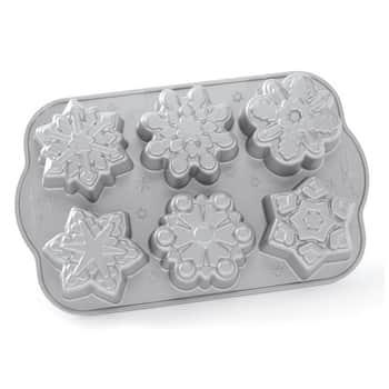 Hliníková forma na pečenie Frozen Snowflakes