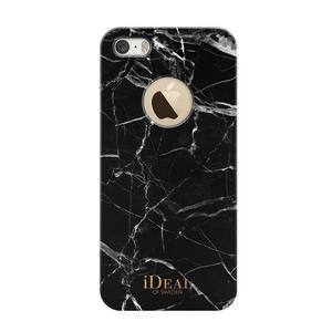 Kryt na iPhone 5/5S/SE iDeal of Sweden Black Marble