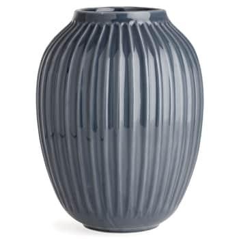 Keramická váza Hammershøi Anthracite 25 cm