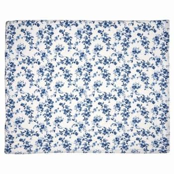 Prošívaný přehoz Vanessa Blue 140x220 cm