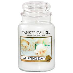 Sviečka Yankee Candle 623gr - Wedding Day