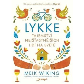 Kniha LYKKE - Meik Wiking (česky)