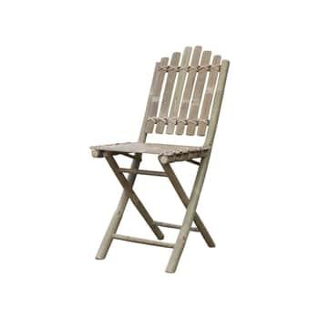 Skládací bambusová židle Lyon