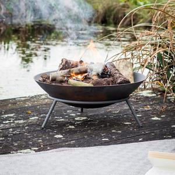 Litinové zahradní ohniště Idbury