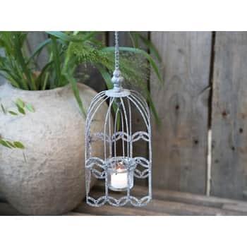 Závěsný svícen Birdcage