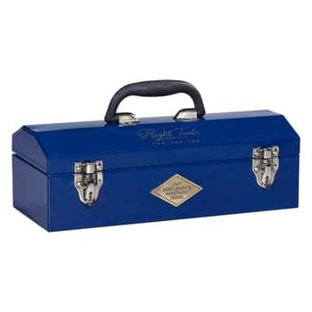 Nerezový kufřík na nářadí Navy blue