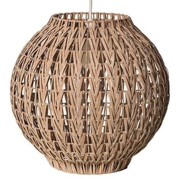 Závesná lampa Bali