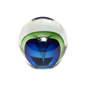 Skleněné těžítko Glass Green