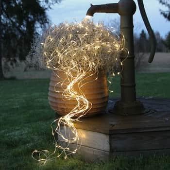 Venkovní dekorativní osvětlení Dew Drop