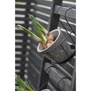 Závěsný držák na květináč