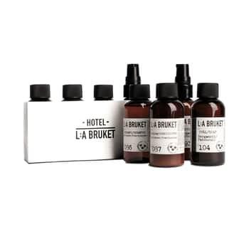 Cestovný kozmetický mini set Travel - 4 ks