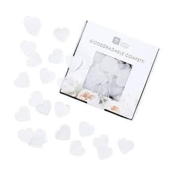 Svatební konfety Romance