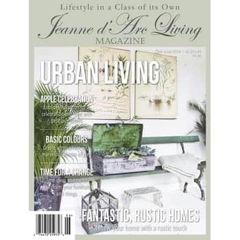 Časopis Jeanne d'Arc Living 6/2018 - anglická verze
