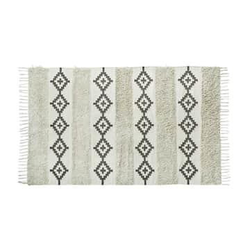 Bavlněný koberec Fringes 120x180