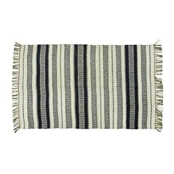 Jutový koberec Off white 120x180
