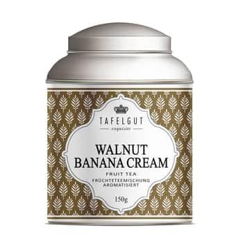 Ovocný čaj Walnut Banana Cream - 150gr