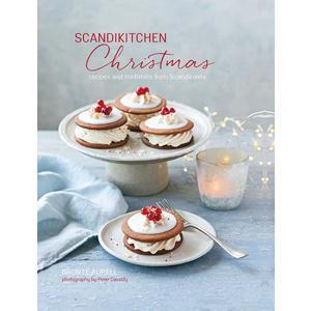 Kuchařka Scandikitchen Christmas - Brontë Aurell