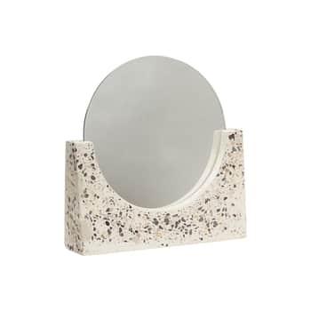 Stolní zrcadlo terrazzo