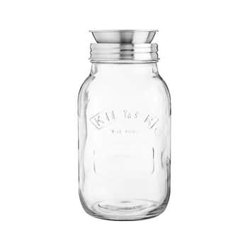 Sklenice snástavcem Spiralizer Jar